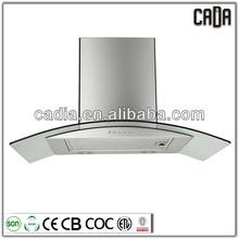 90cm cocina italiana campanas extractoras de aire