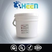 Solids Epoxy Resin And Hardener For Ic Packaging