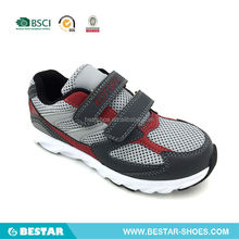 2015 Global Selling Fashion Breathable Sports Shoes Kids Running Shoes