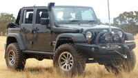 JEEP Wrangler JK snorkel 3.8 V6 And 2.8 Crd 2006 Onwards