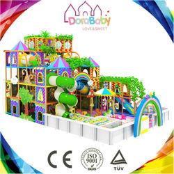 Safe material eva mat indoor children playground equipment for sale