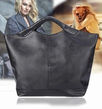 Stylish Lady Women's New Fashion Retro large soft leather Big brand Handbag SV017061
