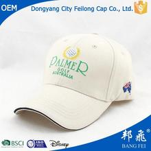 fashional top quality china cap factory men's sports visor/sun visor cap/ hat