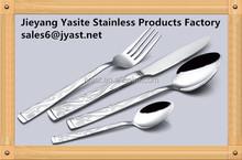 Modern Design Best Quality Stainless Steel Royal Bulk Flatware