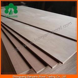 1220x2440 E2 glue 4mm quater cut EV veneer plywood teak veneer fancy plywood