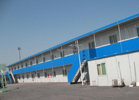 beijing factory supply fast assemble prefabricated house philippiness residential modern prefabricated container