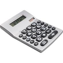 Hot plastic solar electronic digital calculator for promotion