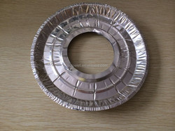 Aluminium Foil Container - Burner Guard & Gas Mat