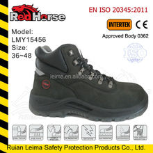 2015 comfortable security boot working shoes safety shoes price in india hard work shoes for menS3