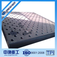 2015 Hot Sale Riveting Cast Iron Surface Plate