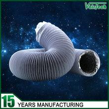 Dia 4 5 6 8 inch aluminum foil combie pvc cold air intake pipe