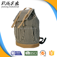 Fashionable Design Cheap Girls School Backpack for High School Carrying