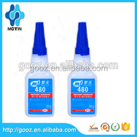 Metal glue Motin 480 ethyl cyanoacrylate glue for plastic 20g