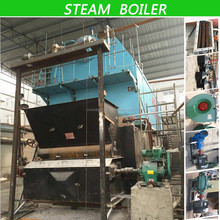 Boiler factory customize different steam boiler specification to meet actual requirement