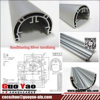 Dubai Aluminum Extrusion Profile Manufacturer