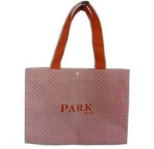 China supplier hot sell pictures printing pp laminated non woven shopping tote bag