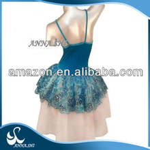 High quality specialized manufacturers Spandex Fashion adult ballet costume