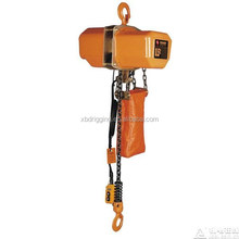 Factory Price electric hoists chain block pully, made in China manufacturer