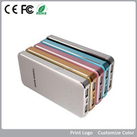 High quality Mini Power Bank 6500mAh for smartphone