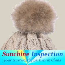 quality inspection service/quality control inspector/ Gloves/Knitting/scarf/Leather/cloth/cotton/wool/apparel garmny in Hangzhou