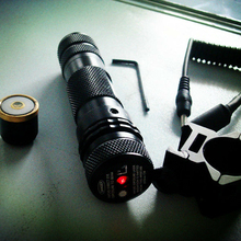 5mw Tactical Infrared Scope with Laser Sight Lens