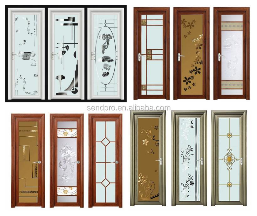 Standard Size Aluminum Bathroom Entry Door Buy Bathroom Entry Door Aluminium Bathroom Door