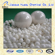 Good resistant to high temperatures polishing zirconium grinding beads