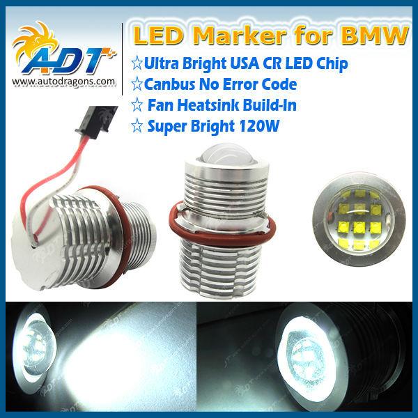Yeni tasarım 60 W USA-CR-XBD 12 adet * 5 W LED Işaretleyici led kartal göz