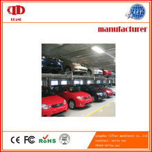 used car lifting equipment;CE mini car parking lift
