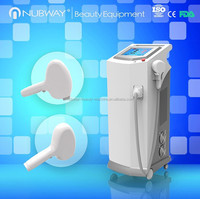 2015 New Diode laser hair removal/ 808nm Diode laser Depilation/Professional medical use diode laser hair removal system