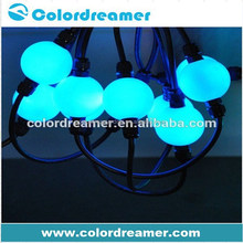 Manufacturer factory price 3D led pixel ball string for stage lighting