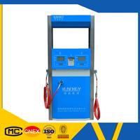 Advanced technology cng filling machine, high-accuracy safe cng dispenser (dual guns or single gun)