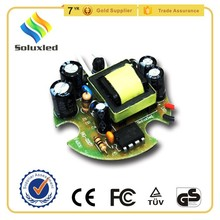 High Quality With 4-7W 300mA Led Constant Current Power Supply For Led Indoor Lamp