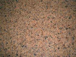 Desert brown granite stone grantie floor tile by granite cutting machine