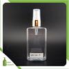 100ml plastic cosmetic bottle cosmetic spray bottle aluminium spray bottle
