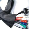 Cable management wrap-Velcro multifilament wrap