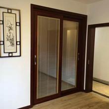 lowes sliding screen door with automatic shutter /veranda sliding door