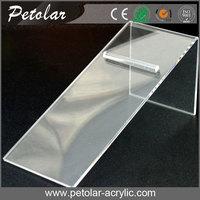 china factory transparent acrylic material display rack for air jordan shoe
