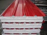 eps composite roofing steel board
