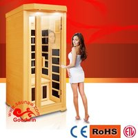 Far infrared sauna cabinet