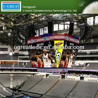China alibaba super bright ultra thin outdoor high definition led display