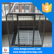 Cheap Galvanized Green Pvc Coated Chain Link Dog Fence (Factory Price)