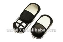 2012 NEW plastic for wireless rf remote control