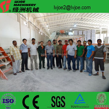 ISO9001 plasterboard plant equipment