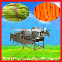 carrot bubble washing machine with high efficient