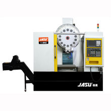 JASU Small Size Linear Guide CNC Milling machine Tools