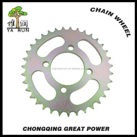 Chain and Sprocket set for Motorcycle