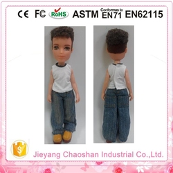 Cheap Soft Plastic Baby Boy Doll Made In China