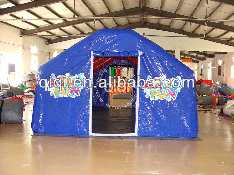 Pequeno barraca de acampamento / tendas de campismo