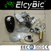 80cc gas motorized bicycle engine kits with 2.0L oil tank highly speed